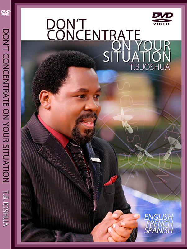 DON'T CONCENTRATE ON YOUR SITUATION DVD big