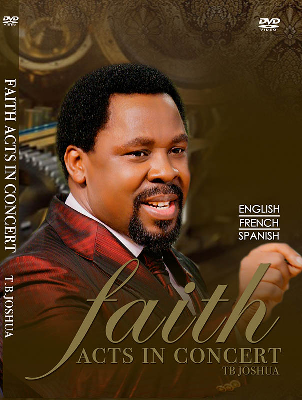 FAITH ACTS IN CONCERT DVD big