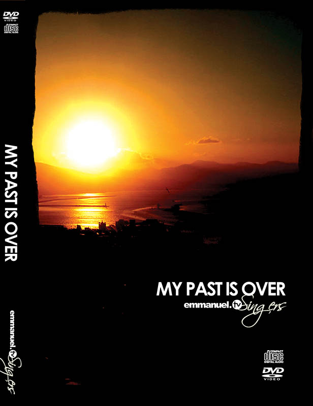 MY PAST IS OVER DVD SLICK big