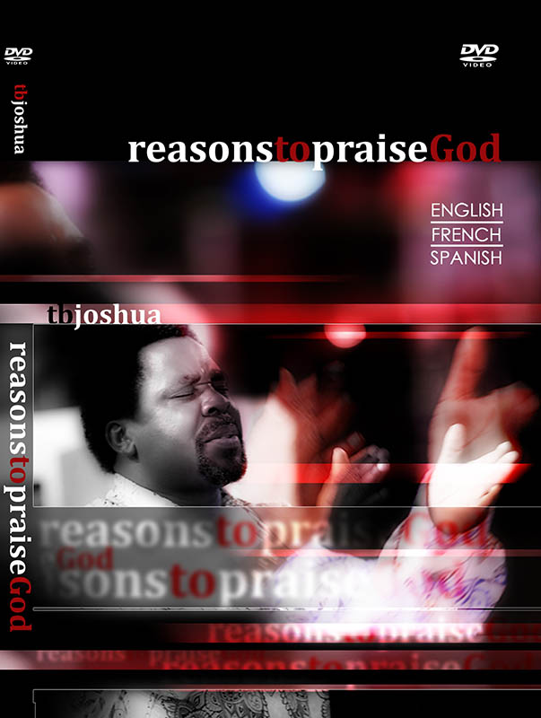 REASON TO PRAISE GOD DVD big