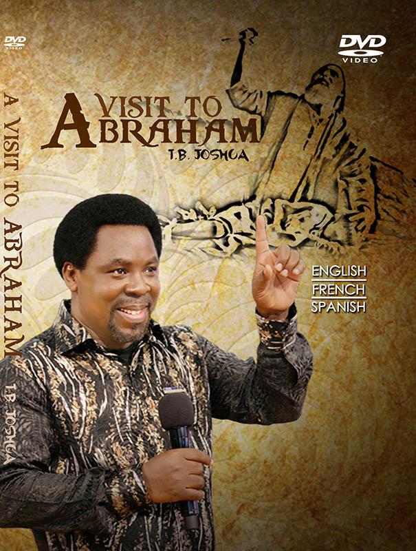 A VISIT TO ABRAHAM DVD big