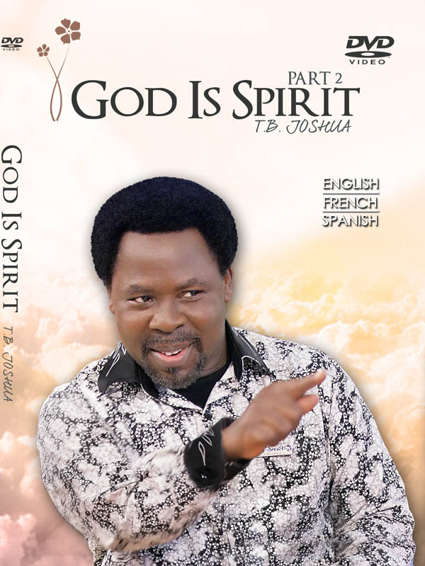 GOD IS SPIRIT 2 DVD big
