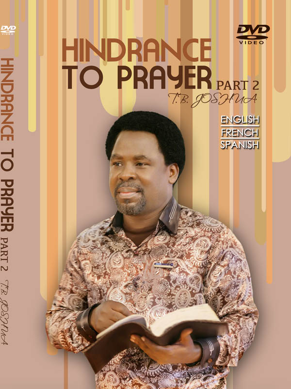 HINDRANCE TO PRAYER PT2 BIG