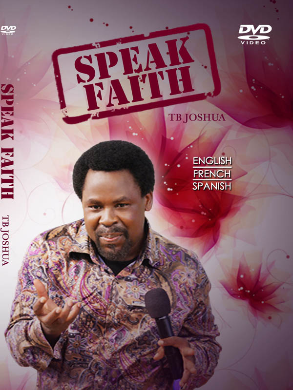 SPEAK FAITH BIG