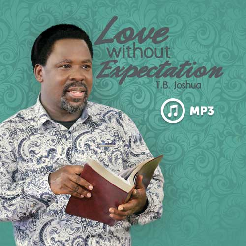 Love Without Expectation (MP3)