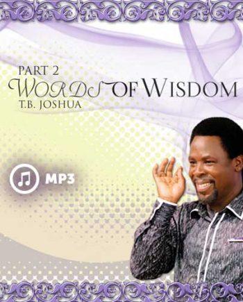 Who Is A Prophet? (MP3) - Emmanuel TV Store