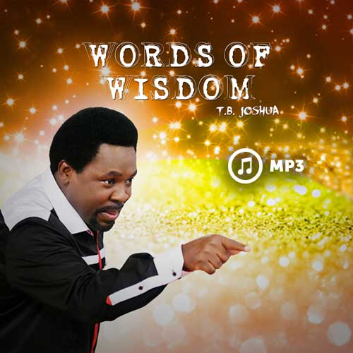 Words Of Wisdom 1 (MP3)