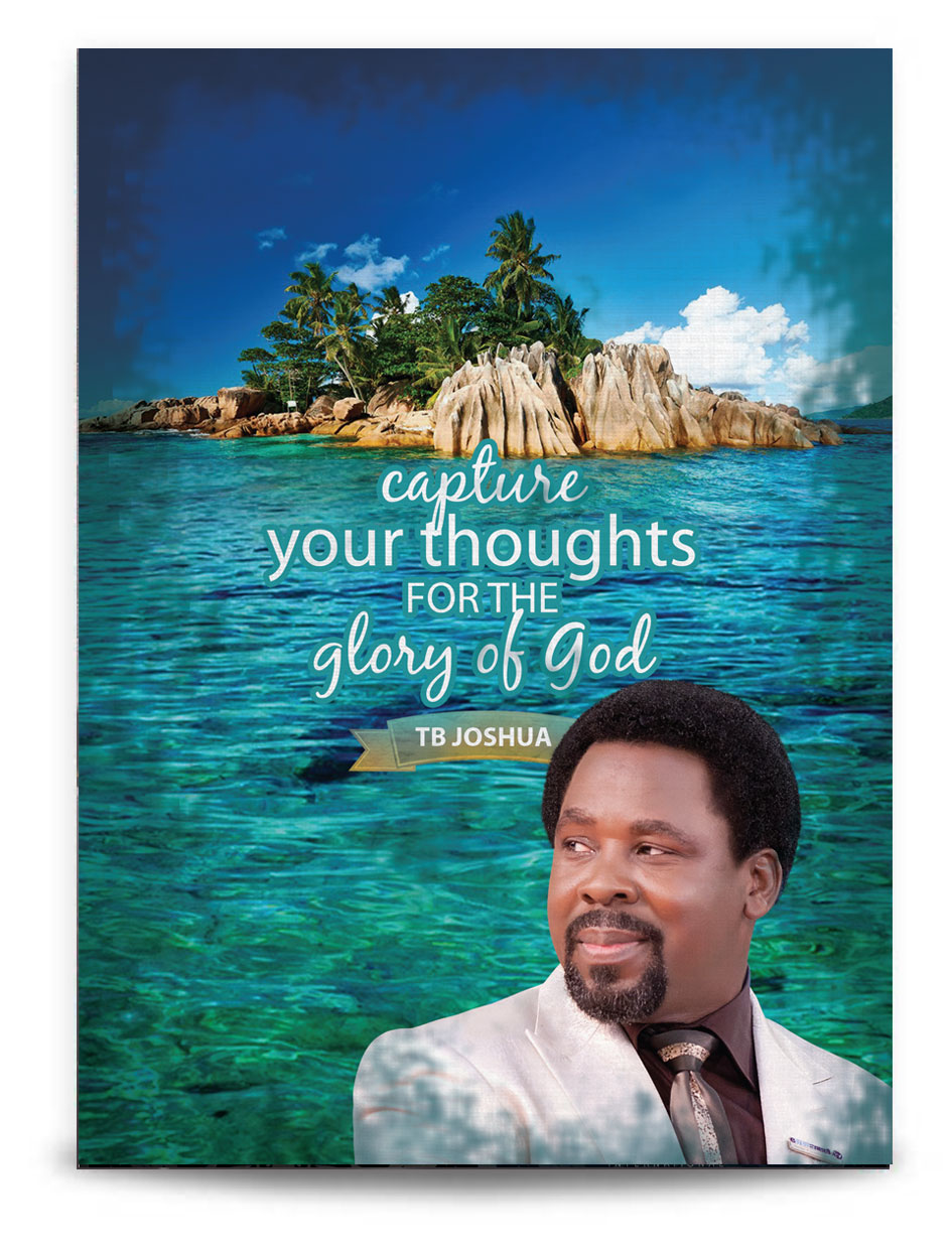 Capture Your Thoughts For The Glory Of God (PDF)