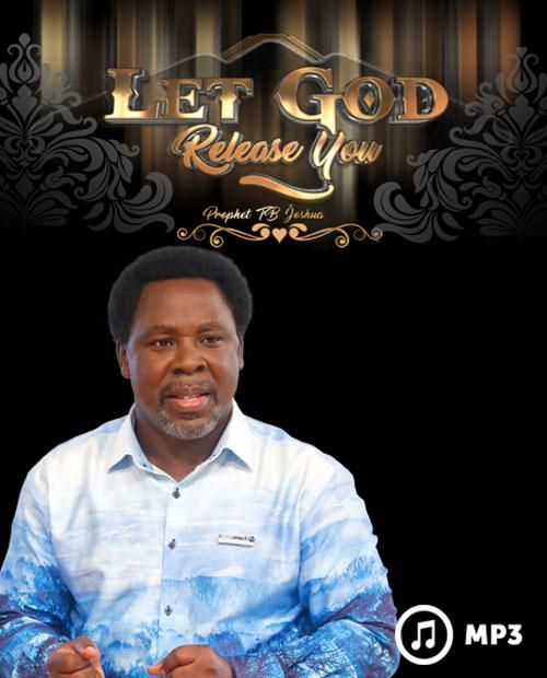 Let God Release You (MP3)