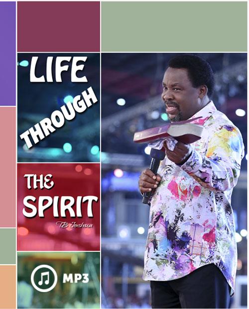 Life Through The Spirit (MP3)