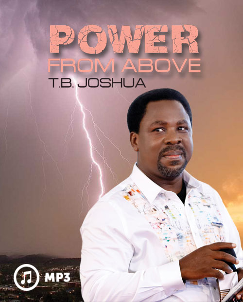 Power From Above (MP3)