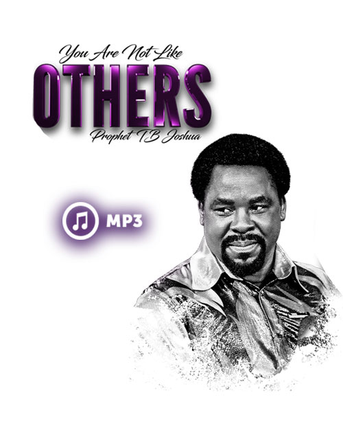 You Are Not Like Others (MP3)