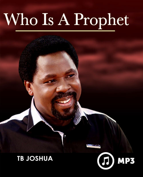 Who Is A Prophet? (MP3)