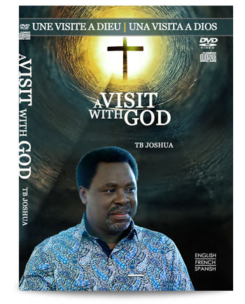 A Visit With God (DVD & CD)
